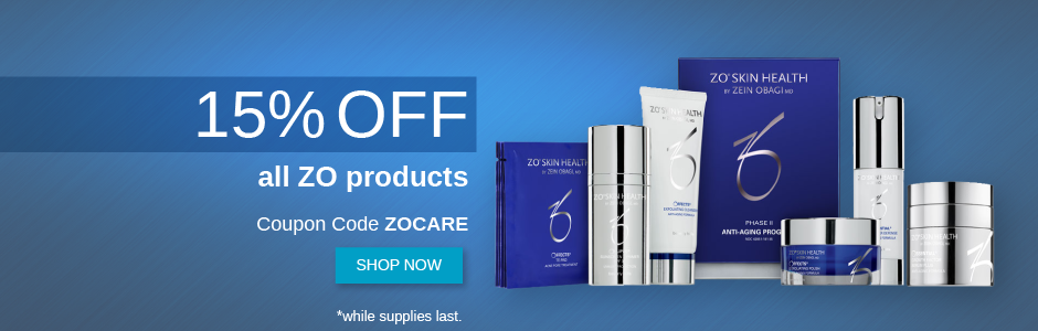 15% off all ZO products