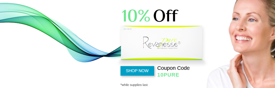 10% off Revanesse Pure