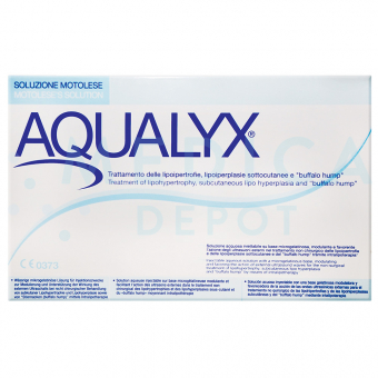 AQUALYX®  10-8ml vials