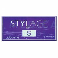 STYLAGE® S w/Lidocaine 16mg/ml, 3mg/ml 2-0.8ml prefilled syringes