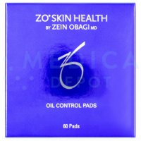 ZO® OIL CONTROL PADS 2% 1-75ml jar with 60 pads