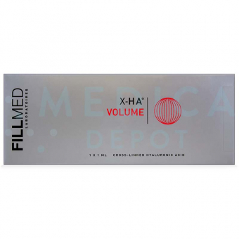FILLMED® X-HA VOLUME 23mg/ml 1-1ml prefilled syringes