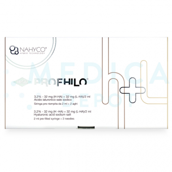 PROFHILO® H+L 2 mL 1 pre-filled syringe + 2 needles