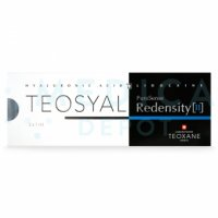 TEOSYAL® PURESENSE REDENSITY II 2x1ml 1mL 2 syringes