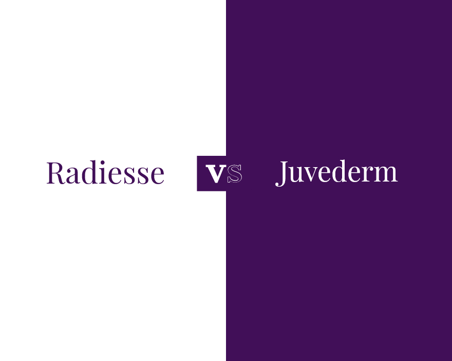 Best Anti-Aging Filler: Radiesse vs Juvederm
