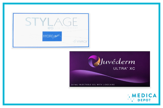Stylage vs Juvederm: Similarities and Differences Reviewed