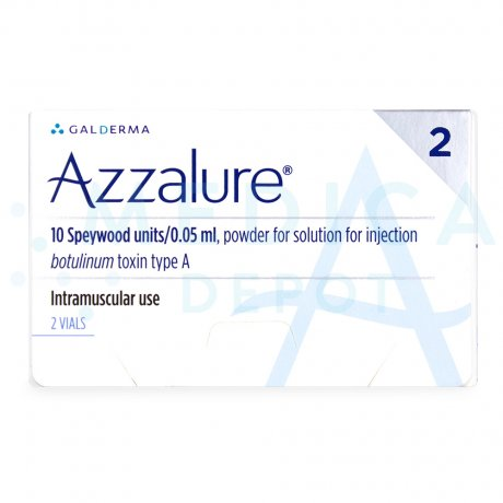 Buy Azzalure Online At The Best Wholesale Prices - Guide & Help