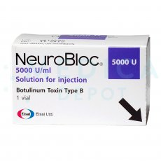 Neurobloc box image in USA Canadian UK English
