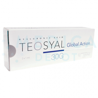TEOSYALu00ae GLOBAL ACTION 1ml 2 pre-filled syringes