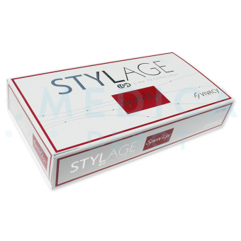STYLAGEu00ae SPECIAL LIPS 18.5mg/ml 1-1ml prefilled syringe