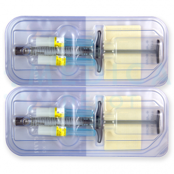 Picture of 2 JUVEDERMu00ae ULTRA XC 2x1mL 2 pre-filled syringes