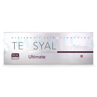 TEOSYAL® PURESENSE ULTIMATE 2x1mL.