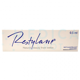 Image of RESTYLANE® PERLANE® .5ml w/ Lidocaine .5ml for sale