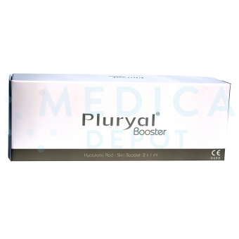 PLURYAL® BOOSTER 2x1mL 1mL 2 pre-filled syringes
