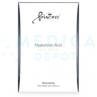 PRINCESS® SKINCARE HYALURONIC ACID MASK