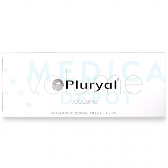 PLURYAL® VOLUME with Lidocaine