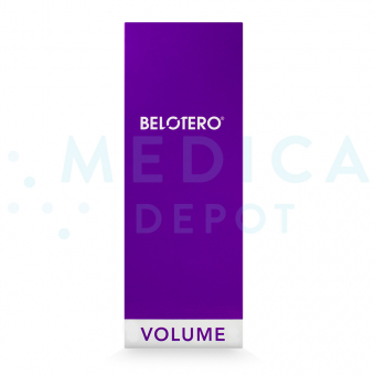 BELOTERO® VOLUME 1mL 2 pre-filled syringes