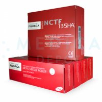 FILORGA NCTF 135 HA® MESO KIT NEEDLING 1mm 5mg/ml 10x3ml vials, 1 roller, 10 discs